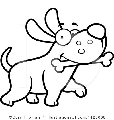 400x420 Dog Clip Art Royalty Free Dog Clipart Illustration