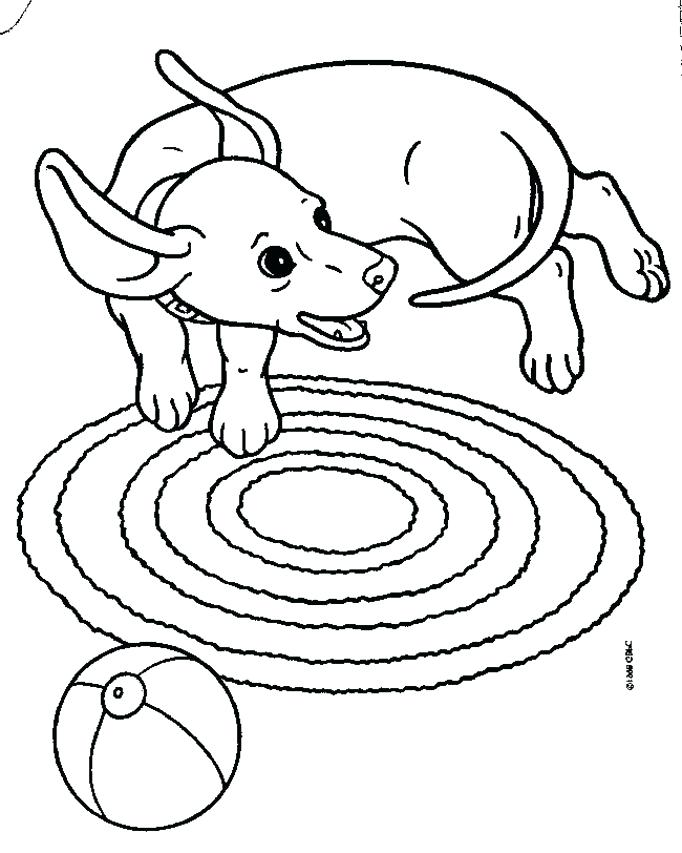 682x853 Picture Of Dog To Color Dog Coloring Pages Images Picture Frame