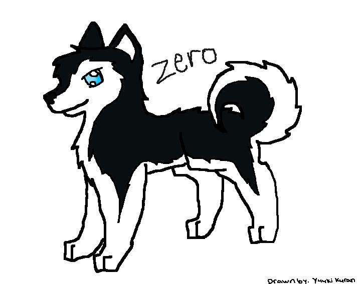 714x568 Husky Dog drawing by YuukiKuran4 on DeviantArt