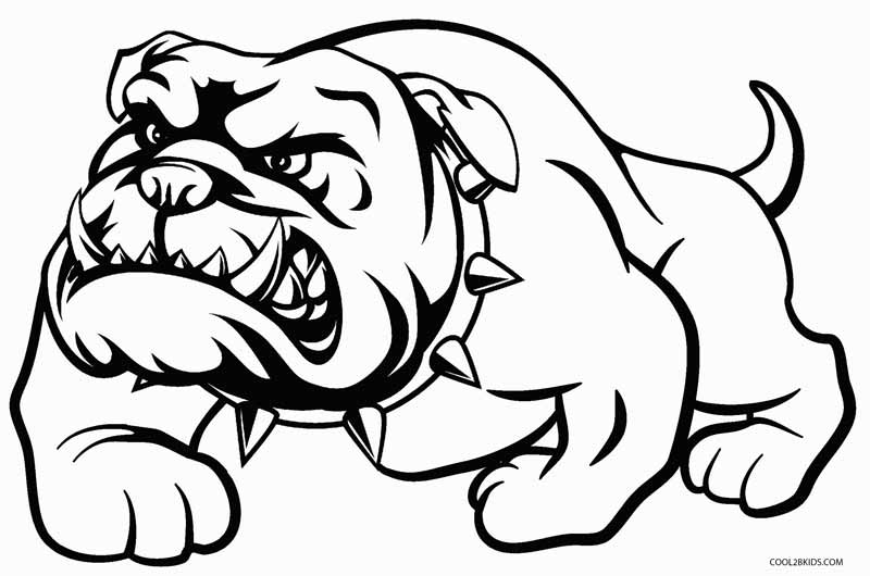 800x530 Printable Dog Coloring Pages For Kids Cool2bkids
