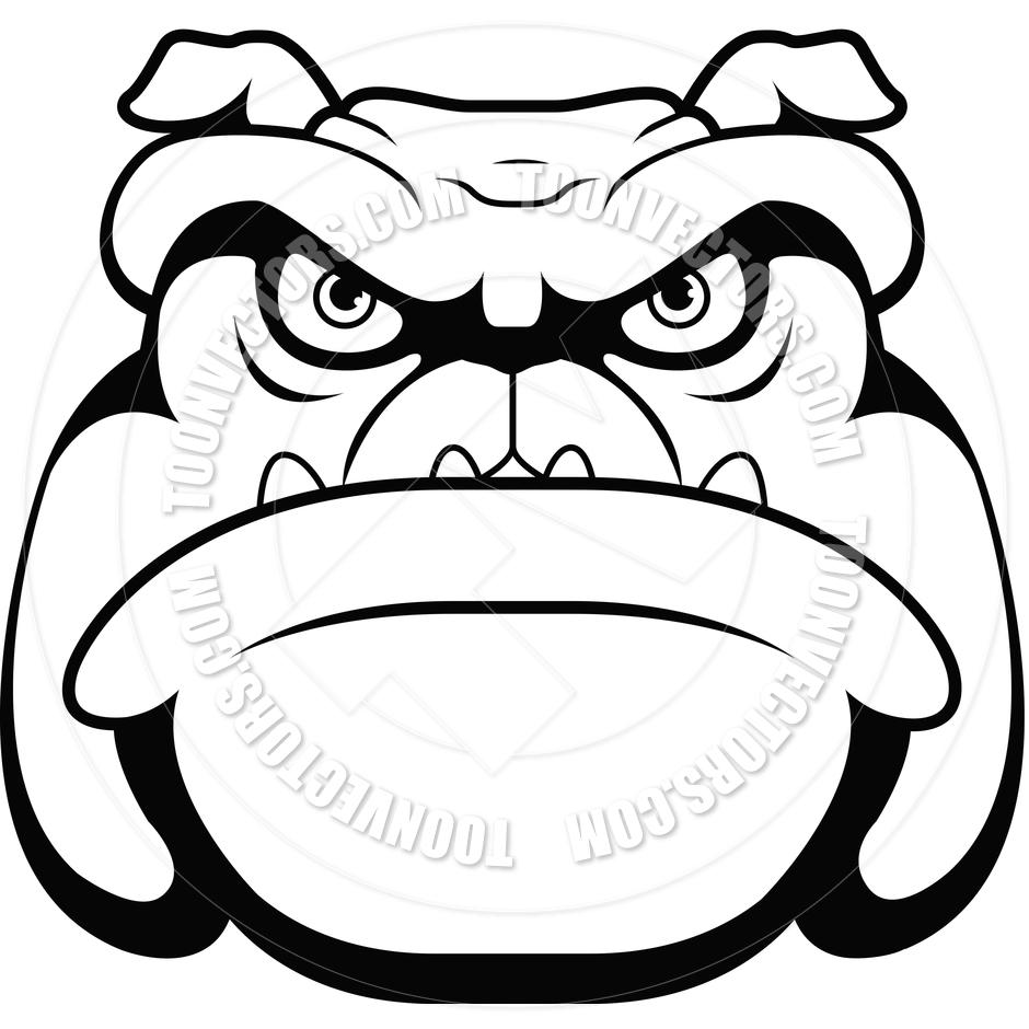 940x940 Bulldog Clipart Bulldog Face