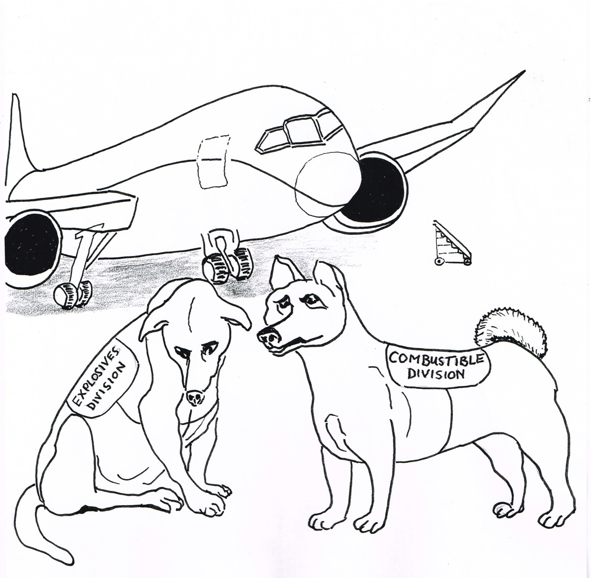 1201x1174 Give The Dogs A Boeing! Hung, Drawn And Cultured