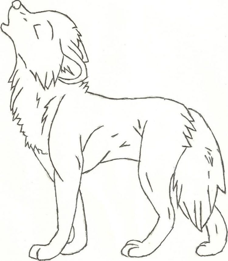 750x859 Drawing Easy Drawings Of A Dog Step By Step As Well As Easy Cat