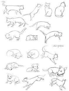 236x312 Dog Sleeping Sketches Sketches, Characters And Dog