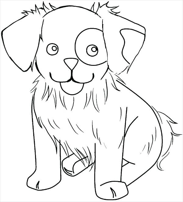 600x660 Animal Print Coloring Pages