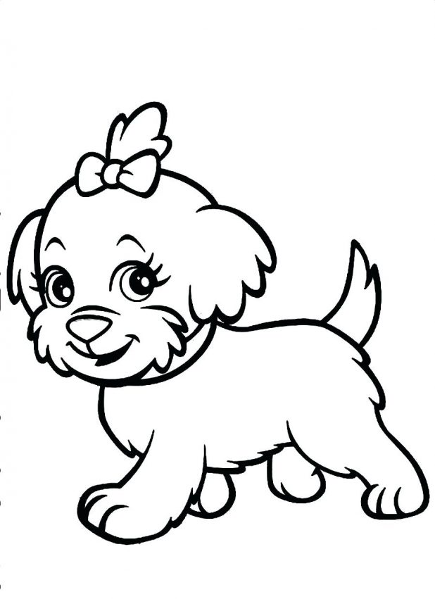 618x851 Coloring Pages Fascinating Coloring Pages Dogs. Coloring Pages