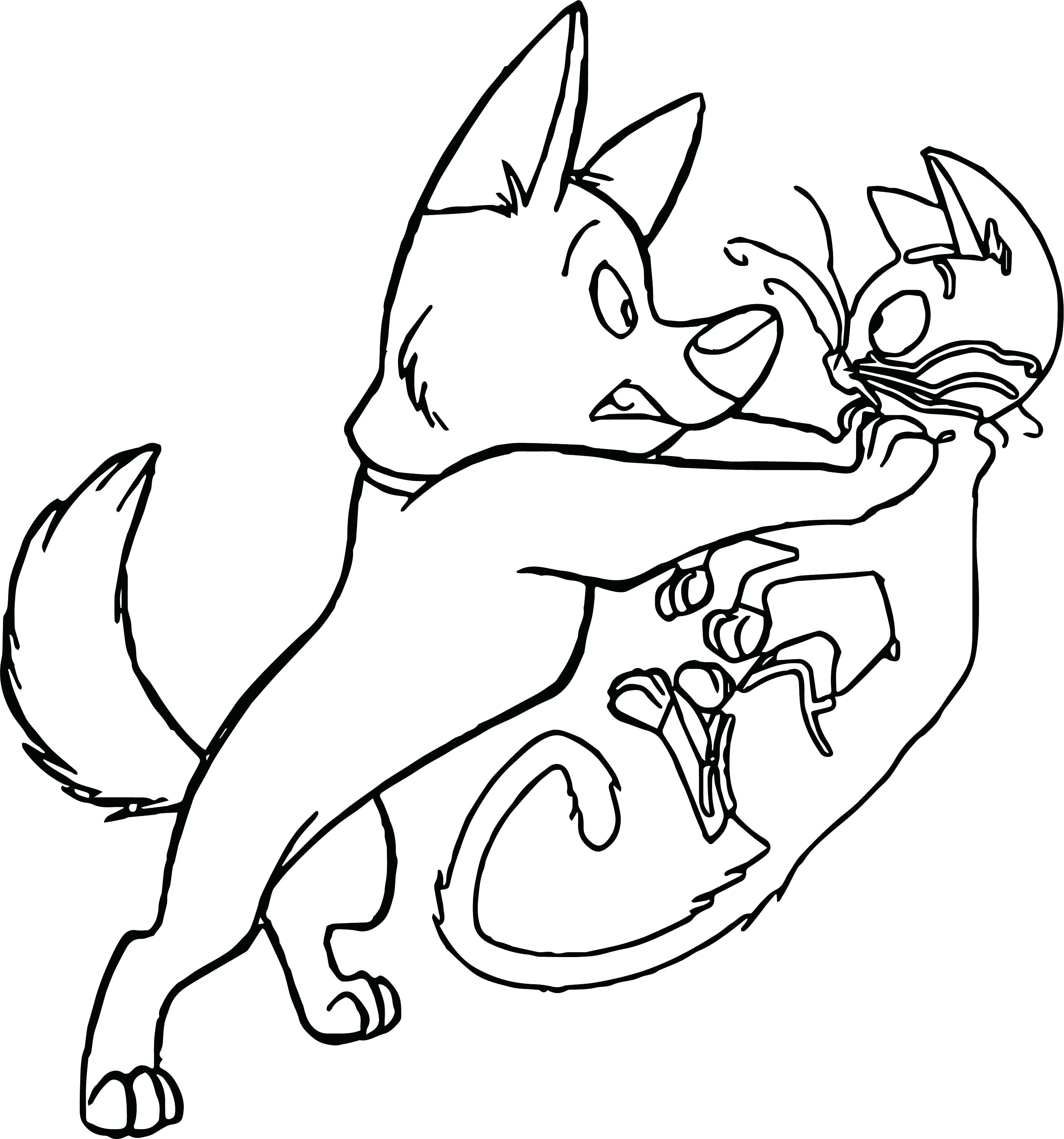 2866x3067 Coloring Coloring Pages Of Cats And Dogs