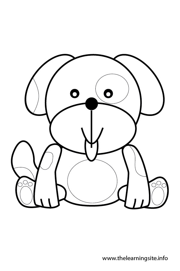 600x900 Dog Face Coloring Page 492803
