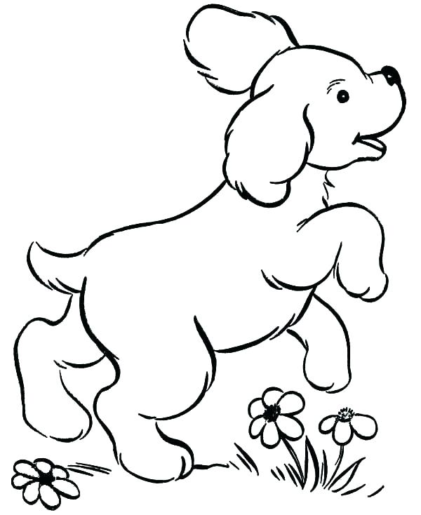 600x734 Dogs Pictures To Color Dog Color Pages Printable Dogs Coloring