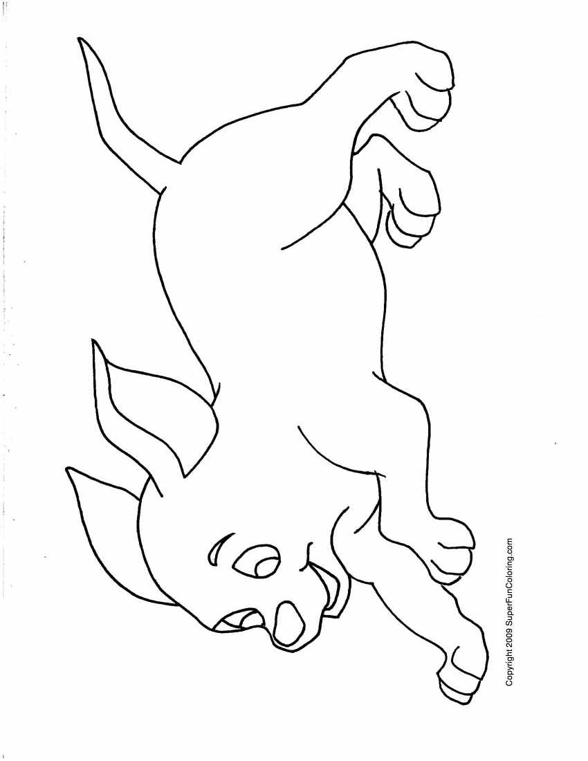 850x1100 Coloring Pages Spot Dog Kids Drawing And Coloring Pages