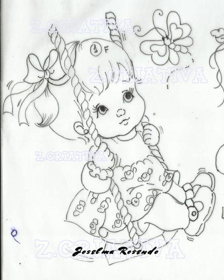 Doll Eyes Drawing