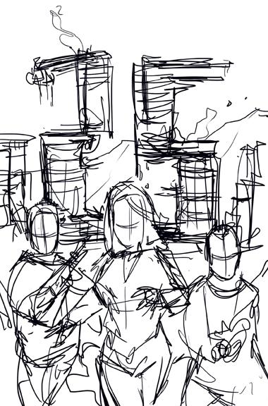 380x576 Dollhouse Making Of A Cover Blog Dark Horse Comics