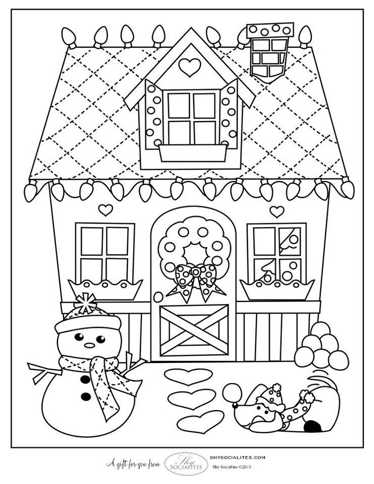 736x952 Dollhouse Outside Coloring Pages Kitchen Coloring Pages