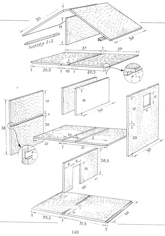 564x805 Doll House Plans Somebody Will Need This Someday! ) Making