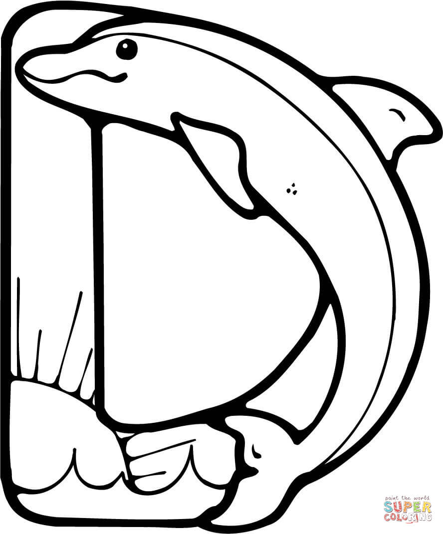 Dolphin For Drawing at GetDrawings.com | Free for personal use ...