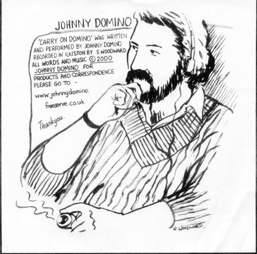 1078x1066 Carry On Domino Johnny Domino