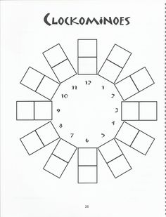 236x309 Domino Math Game Assign Students In Groups Of Two And Give Each