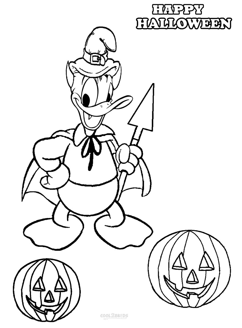 850x1150 Printable Donald Duck Coloring Pages For Kids Cool2bkids