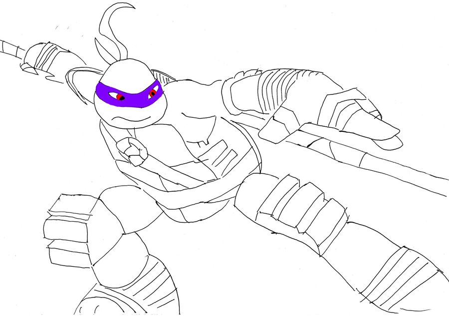 900x635 Donatello The Brain By Kame Nick