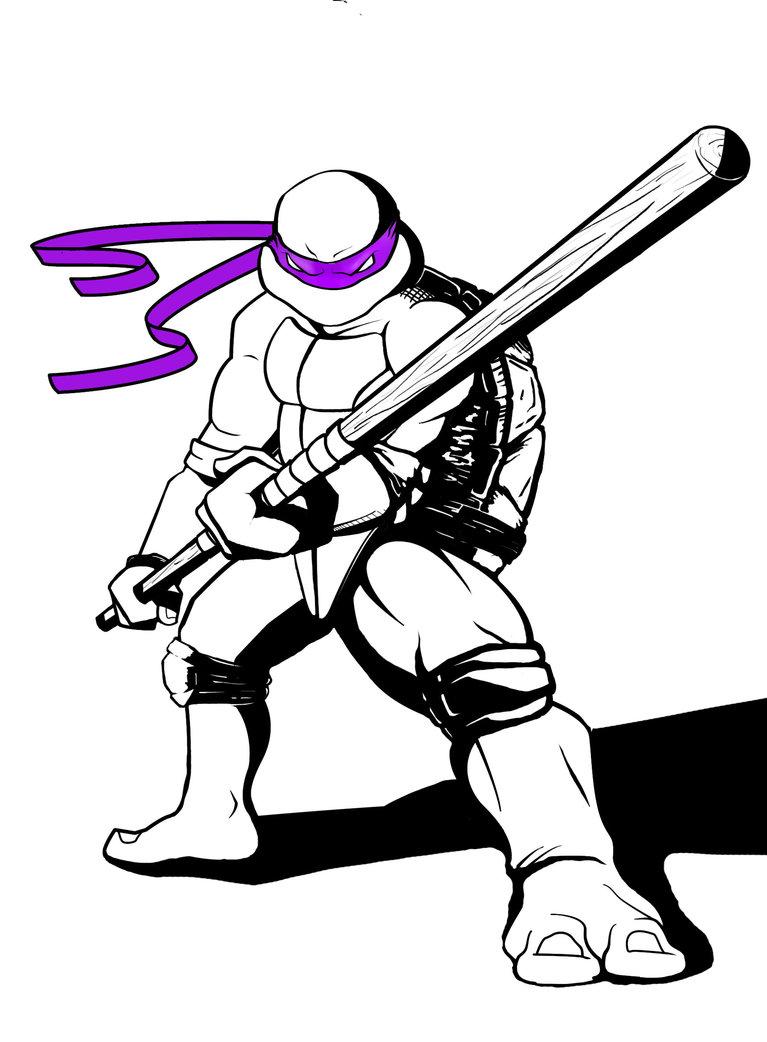 767x1042 Donatello By Nixonstellar