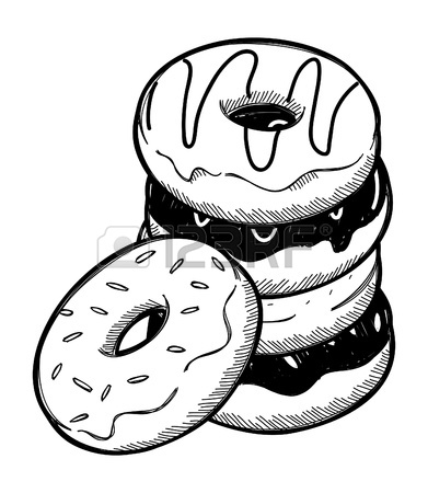 donut line drawing at getdrawings com free for personal use donut rh getdrawings com  free donut clipart black and white