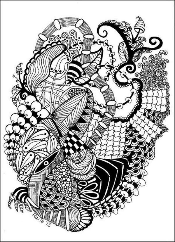 Doodle Art Drawing At Getdrawings Com Free For Personal