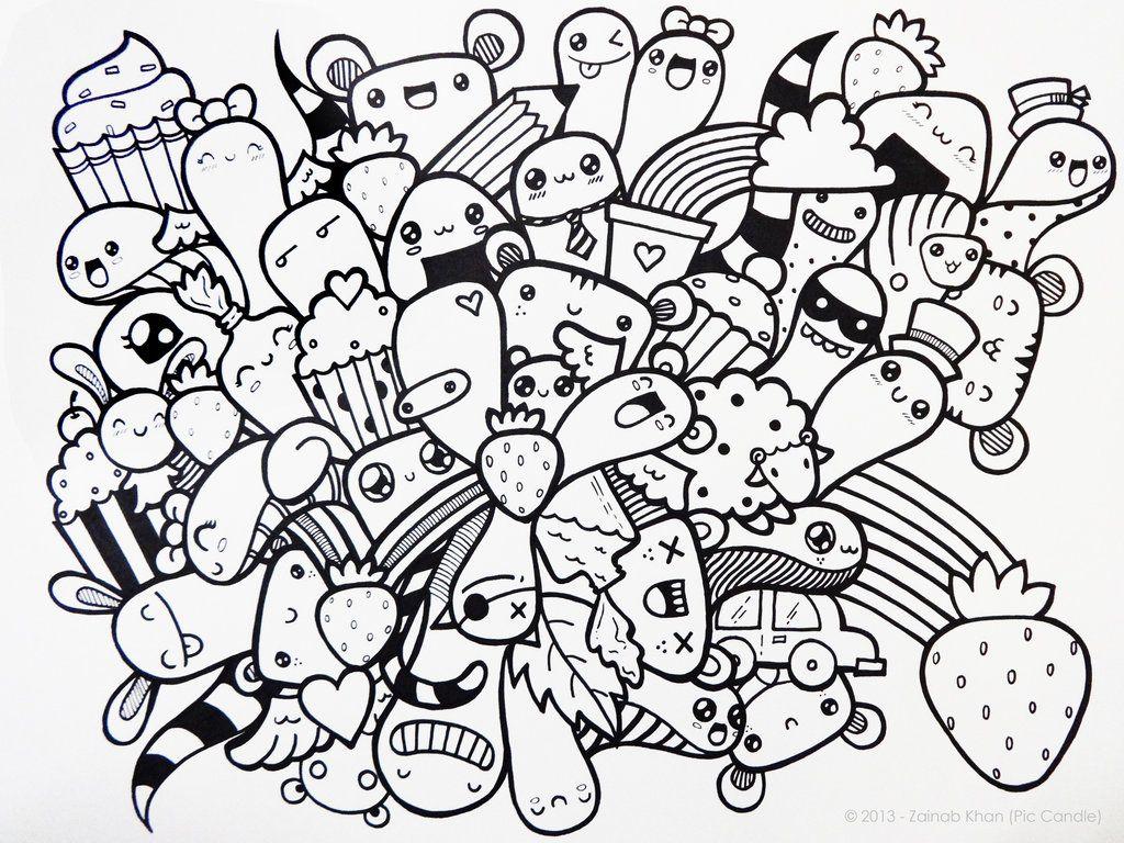 1024x768 Doodle