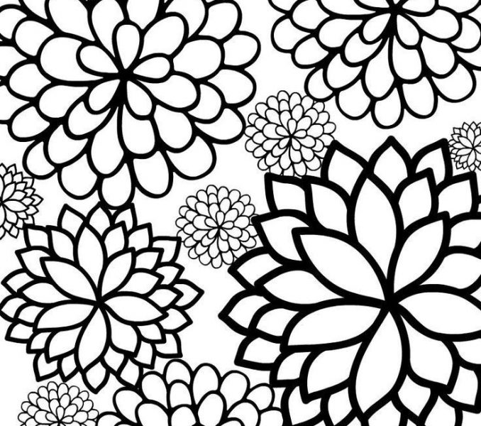 678x600 Print Out Colouring Pages 25 Best Coloring Pages Drawing Images