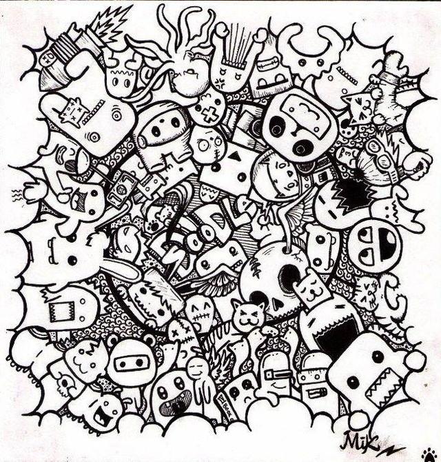 640x670 Doodle