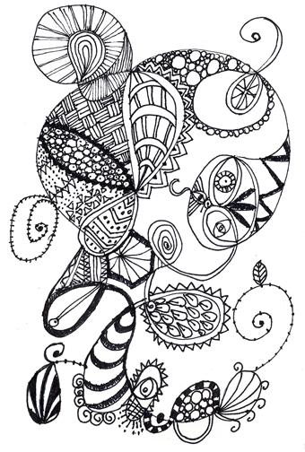 340x504 Doodling Sue Doodles