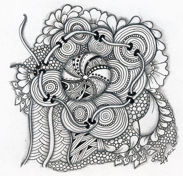 Doodling Drawing
