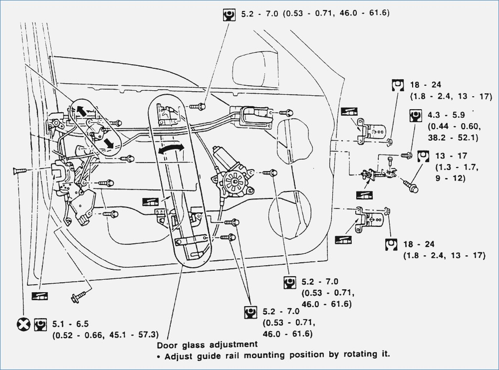 ford door wiring schematic