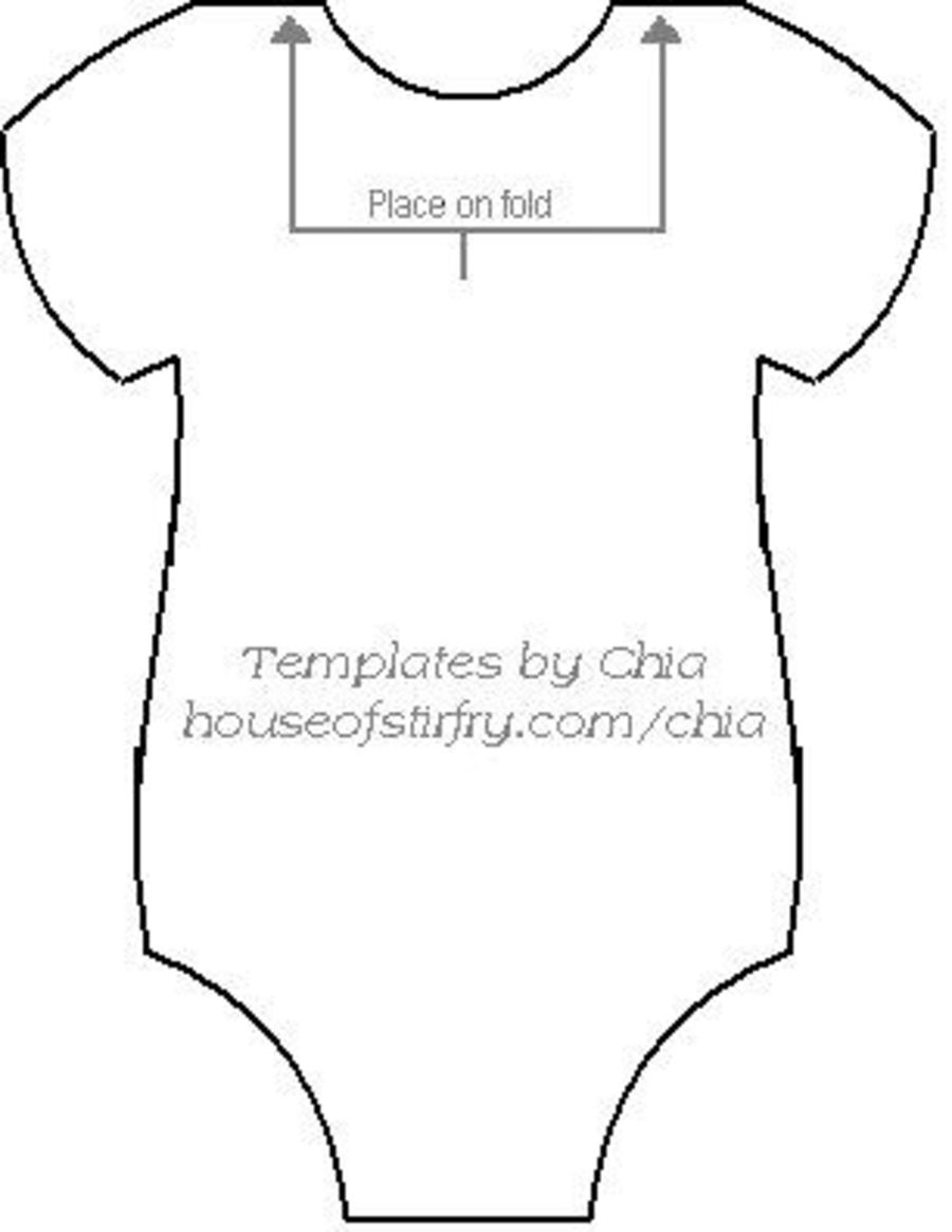 photo regarding Onesie Template Printable called Doorway Prize Drawing Template at  Cost-free for