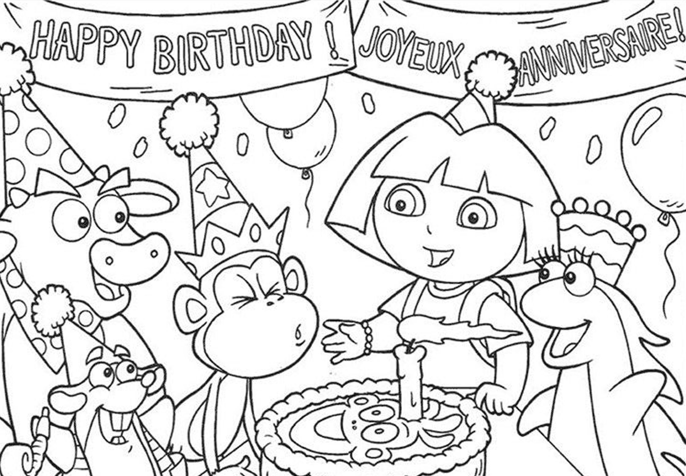 Dora And Friends Drawing at GetDrawings.com | Free for personal use ...