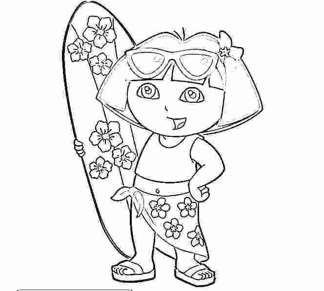 Dora Drawing Games at GetDrawings.com | Free for personal ...
