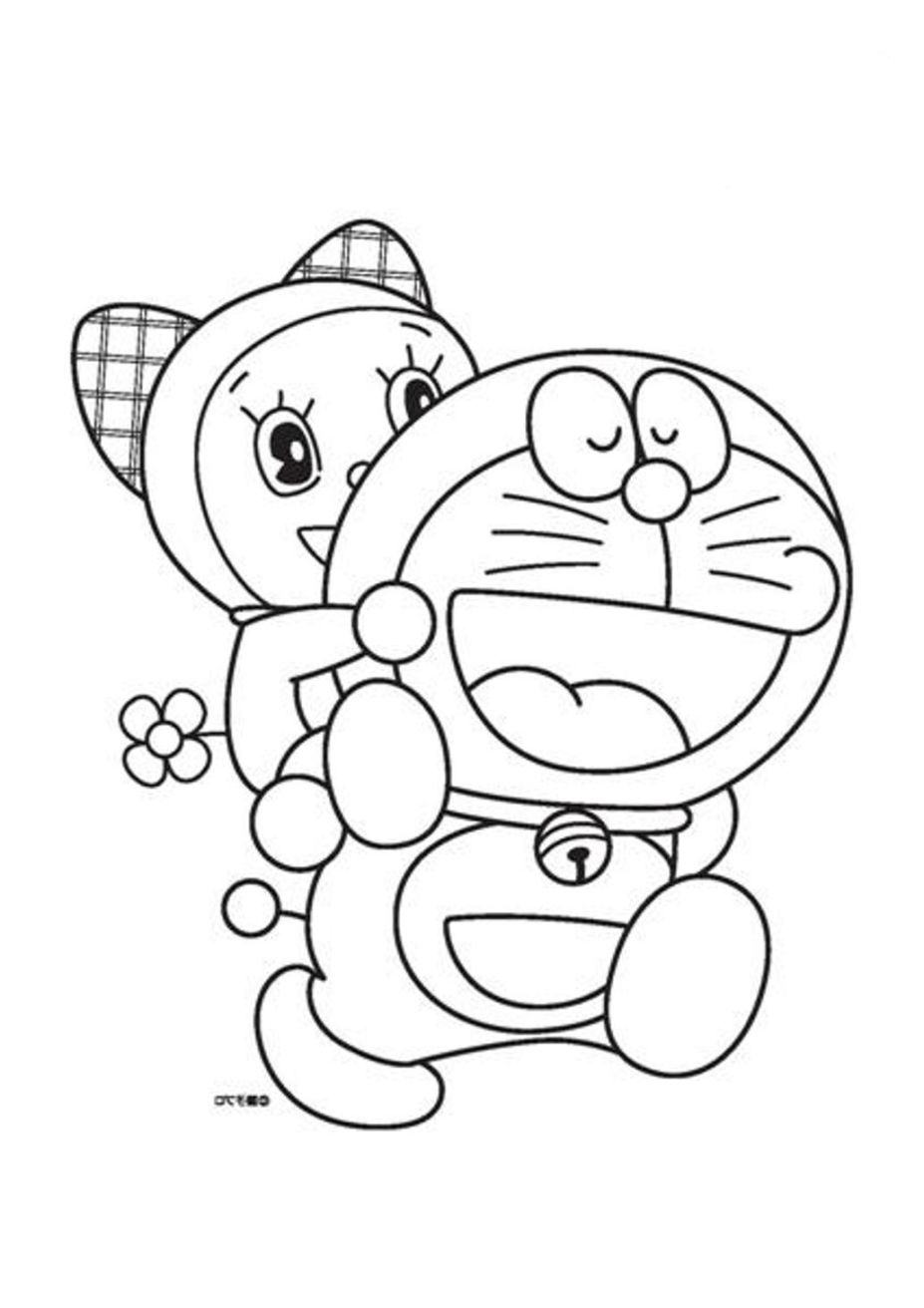 927x1312 Doremon Drawing Coloring Pages Coloring Pages Kids