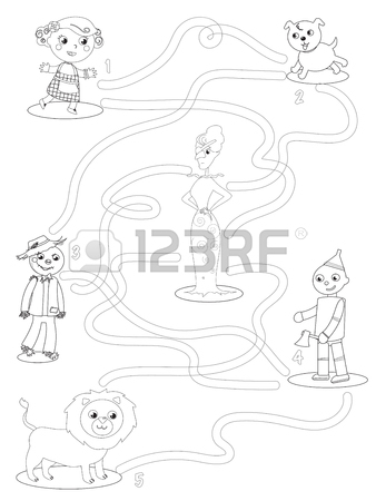 338x450 108 Wizard Of Oz Stock Vector Illustration And Royalty Free Wizard