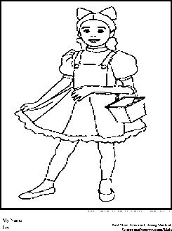 Dorothy Wizard Of Oz Drawing At Getdrawings Com Free For Personal