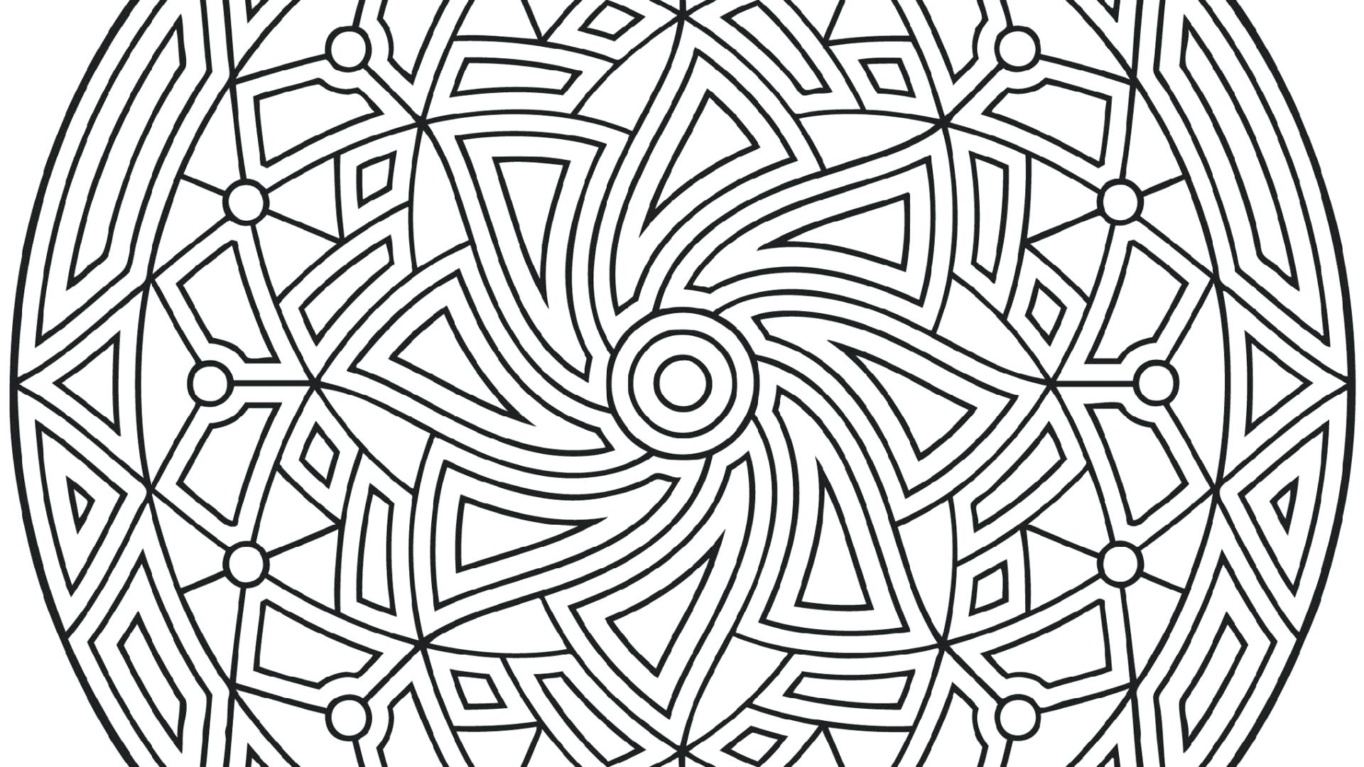1920x1080 Coloring Dot Art Coloring Pages