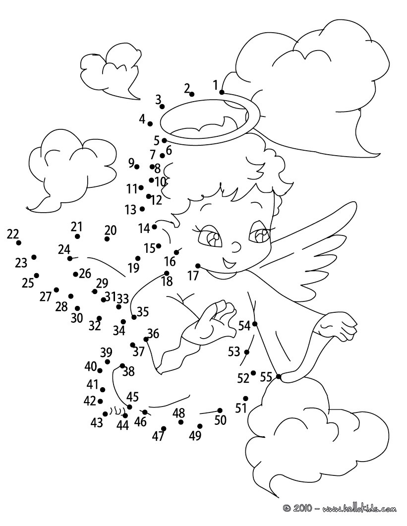 821x1061 Dot Drawing For Kids Dot To Dot Coloring Pages, Free Online Games