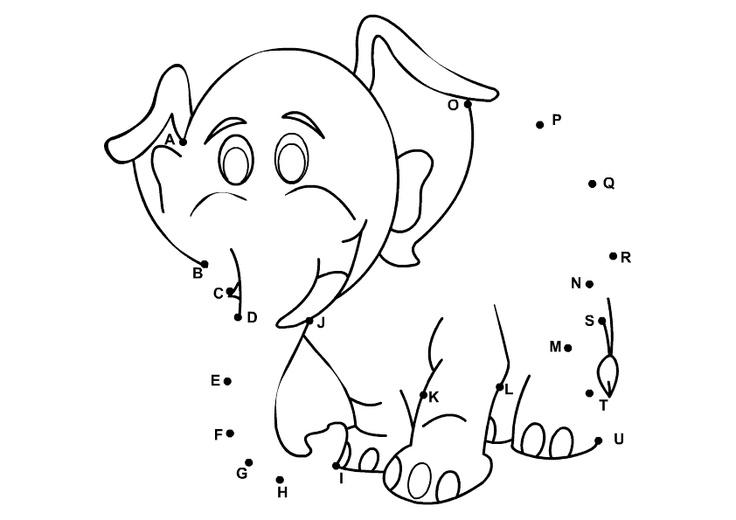 Dot Drawing For Kid At GetDrawings.com