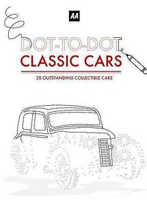 215x300 Dot To Dot Classic Cars By Aa Publishing (Paperback, 2016) Ebay