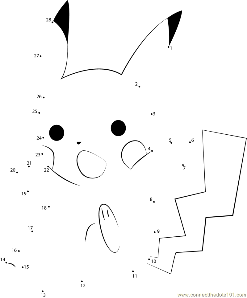 Dot to Dot for Kids at GetDrawings | Free download