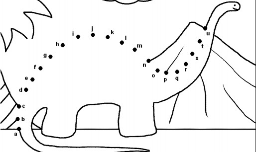 514x306 Ideas To Create Childrens Dot To Dot Drawing Pictures