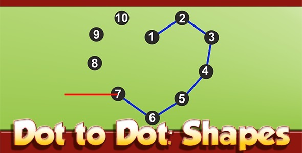 590x300 Dot to Dot Shapes by 01SmileGroup CodeCanyon