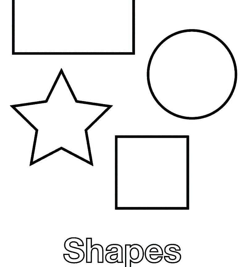800x864 Coloring Pages Shapes And Dot To Free Printable Kids Download