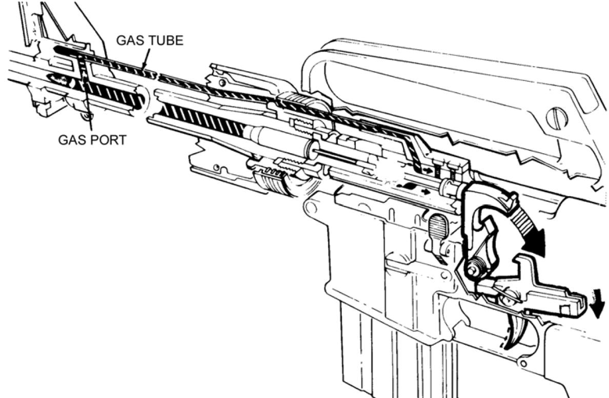 Double Barrel Shotgun Drawing at GetDrawings com | Free for personal