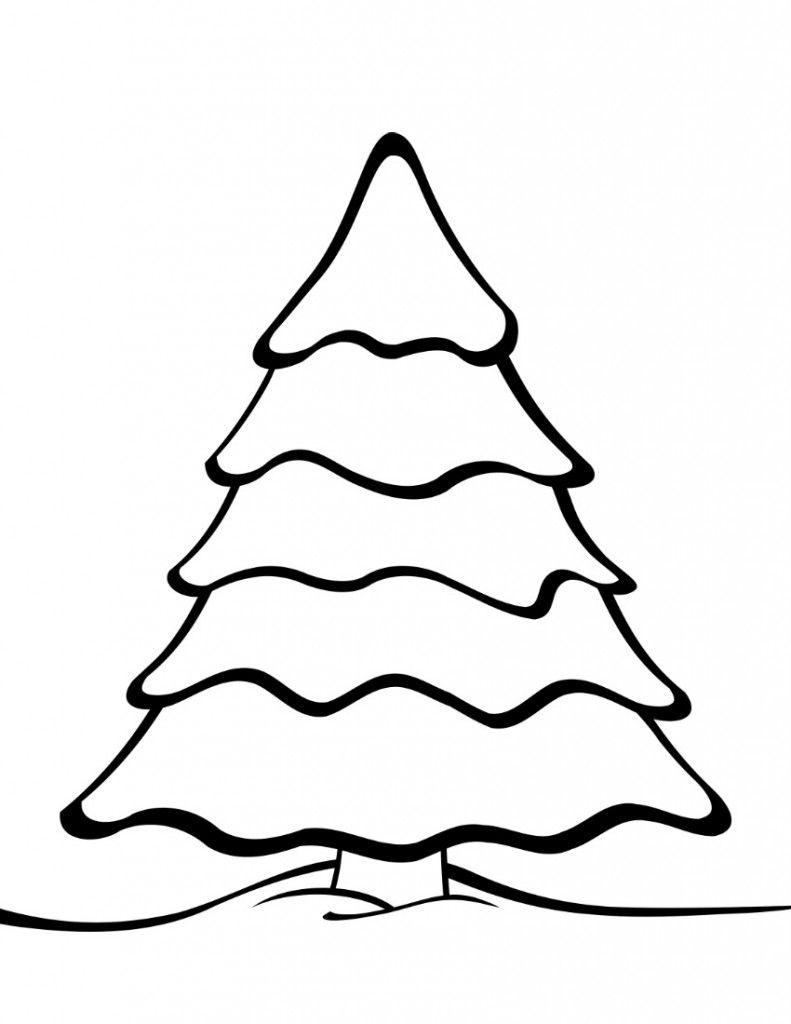 Pine Tree Template Free Balep Midnightpig