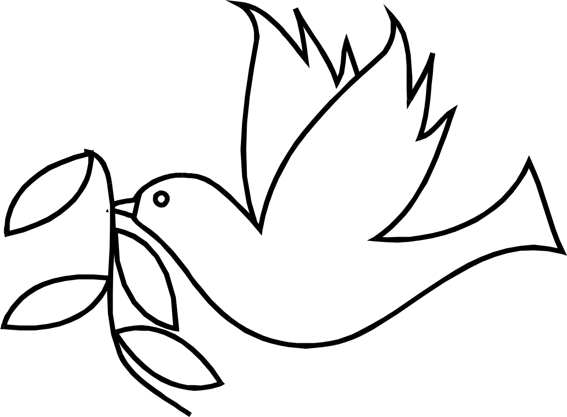 Dove Bird Drawing at GetDrawings.com | Free for personal use Dove ...