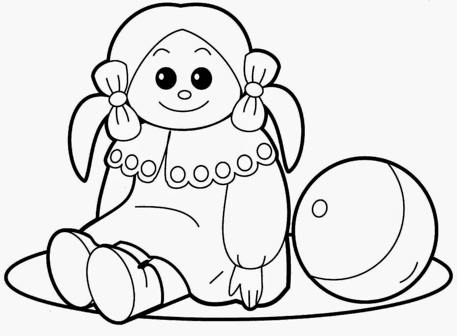 1600x1177 Coloring Pictures Of Dolls Image Sketches Galleries